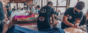 tabara masaj valea doftanei